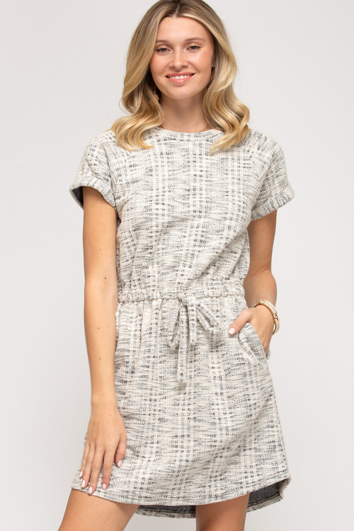 LEIGH KNIT DRESS