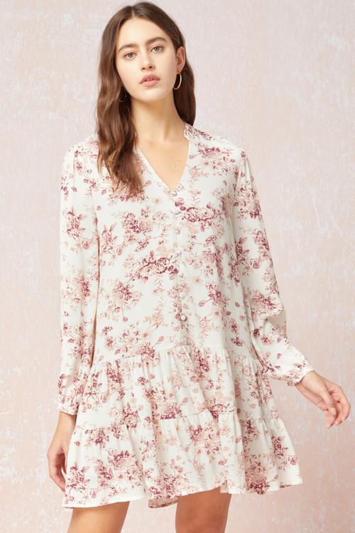ISABEL FLORAL DRESS
