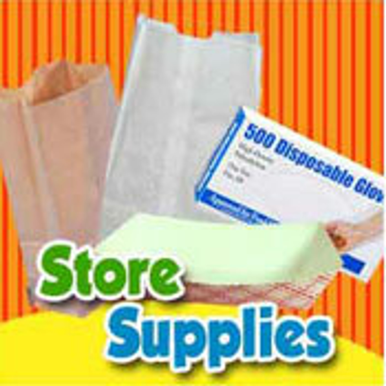 Candy Store Supplies