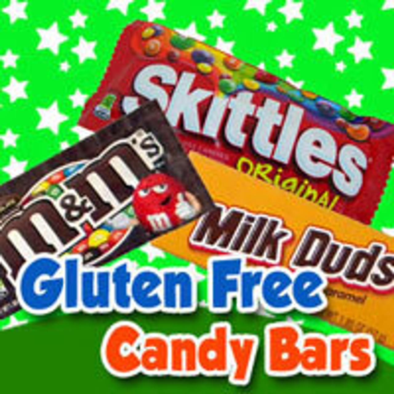 Gluten Free Candy Bars