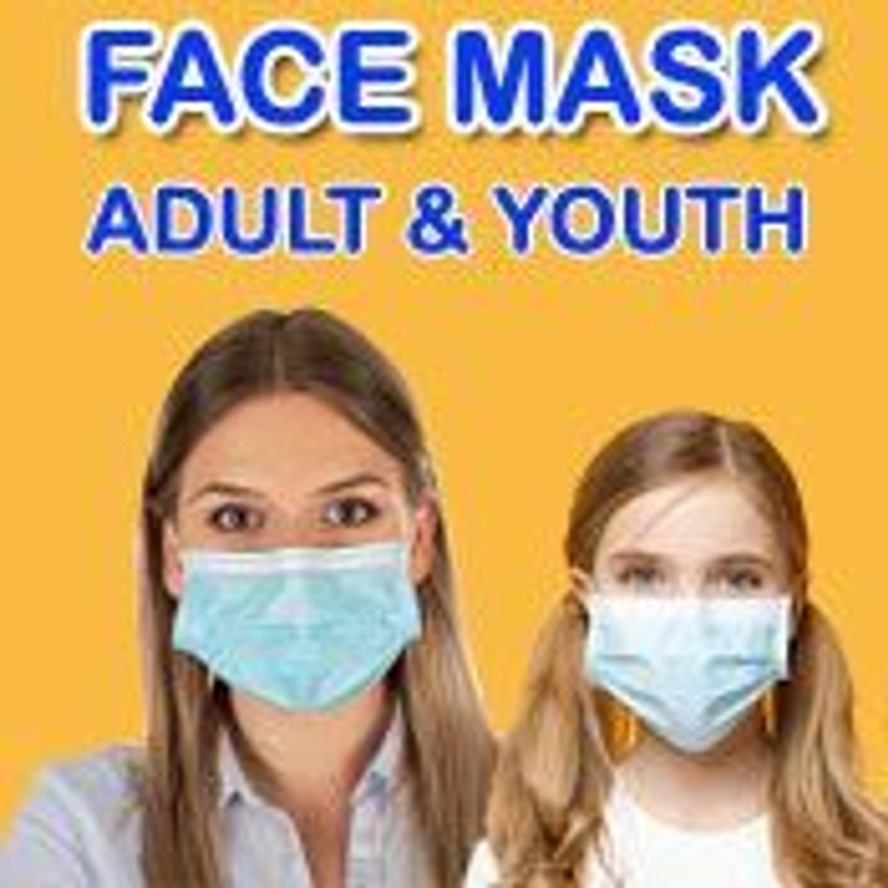 Disposable Face Mask Selections