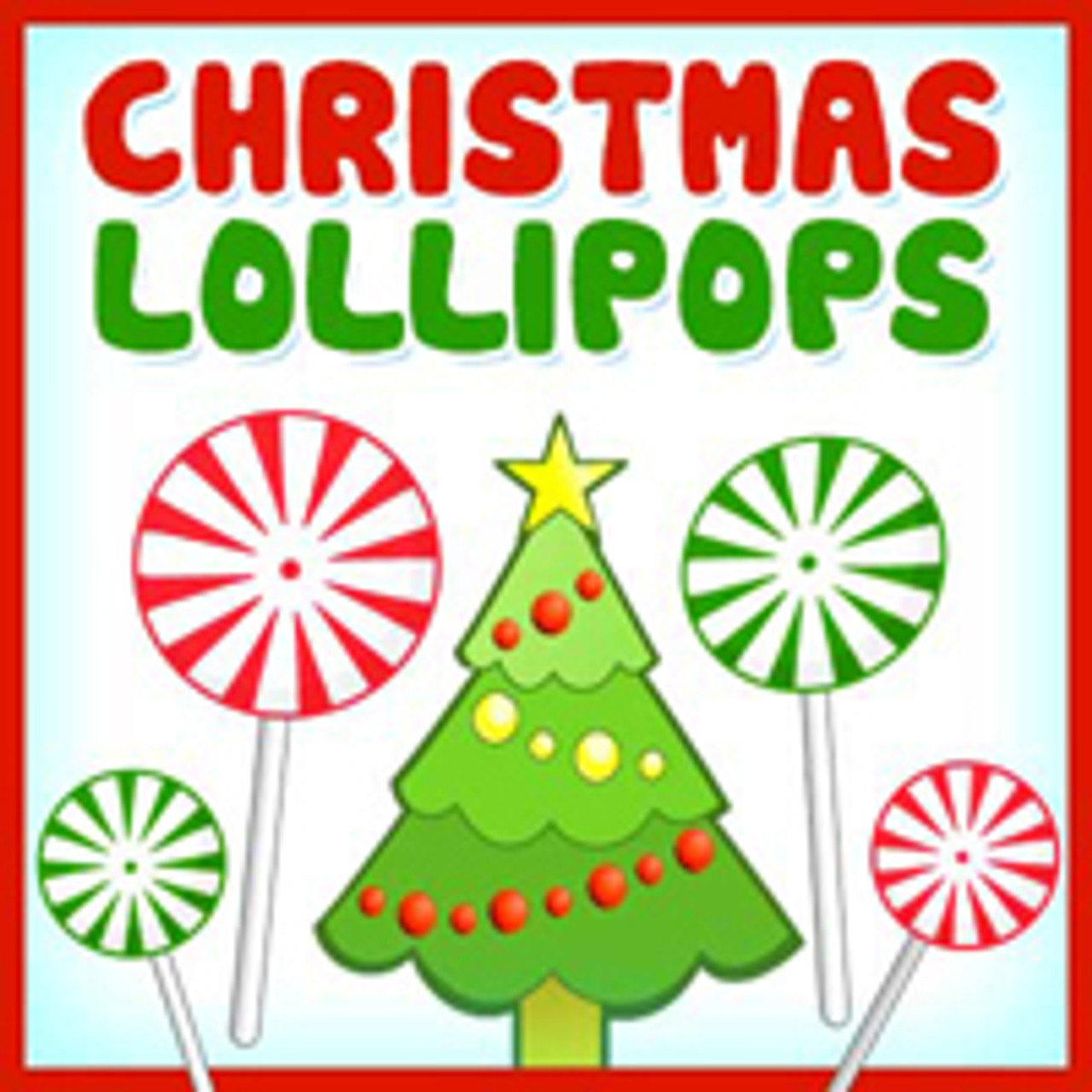 Christmas Holiday Lollipops Selections