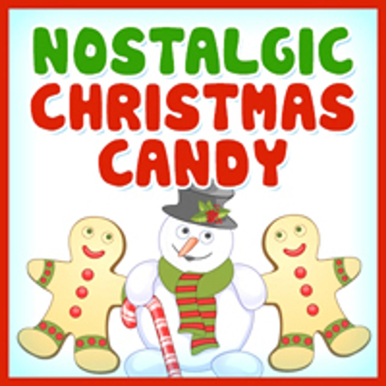 Nostalgic Christmas Candy Selections