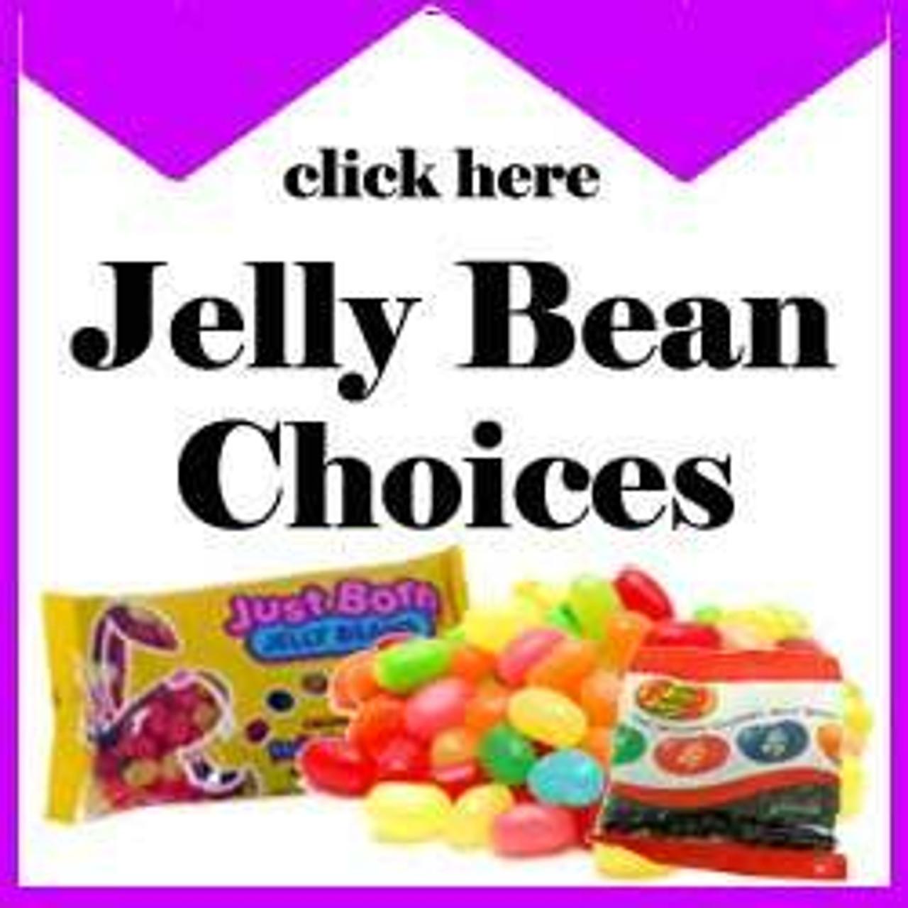Jelly Bean Choices