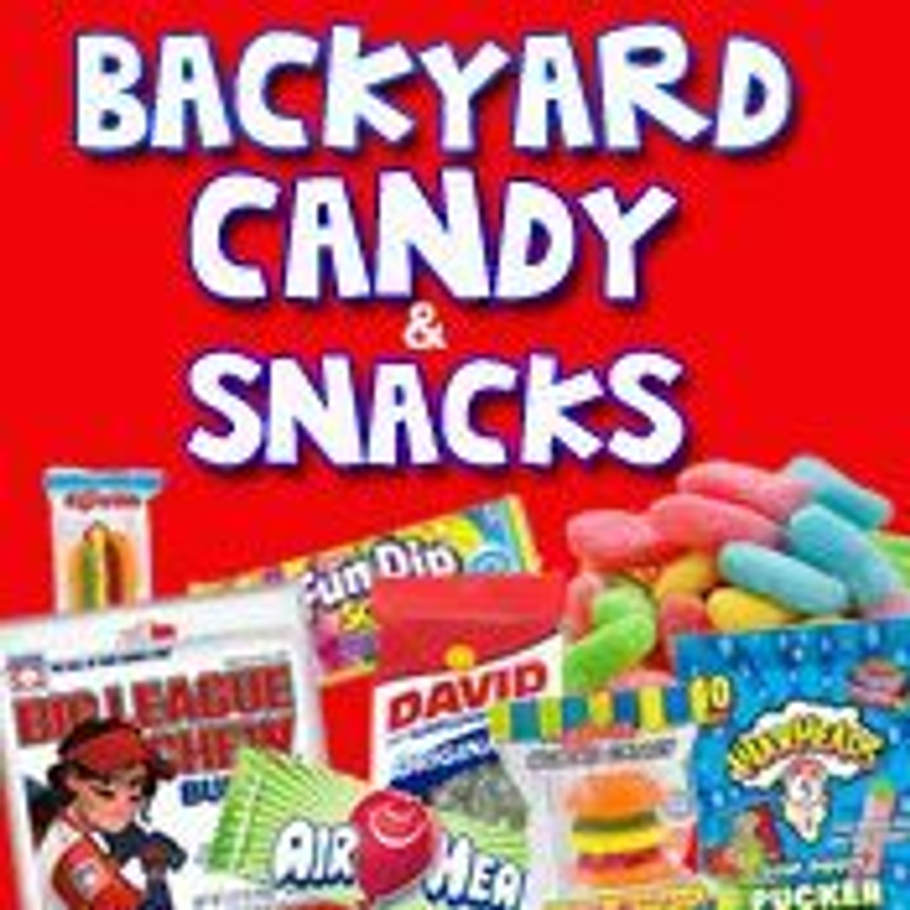 Backyard Family Candy & Snacks