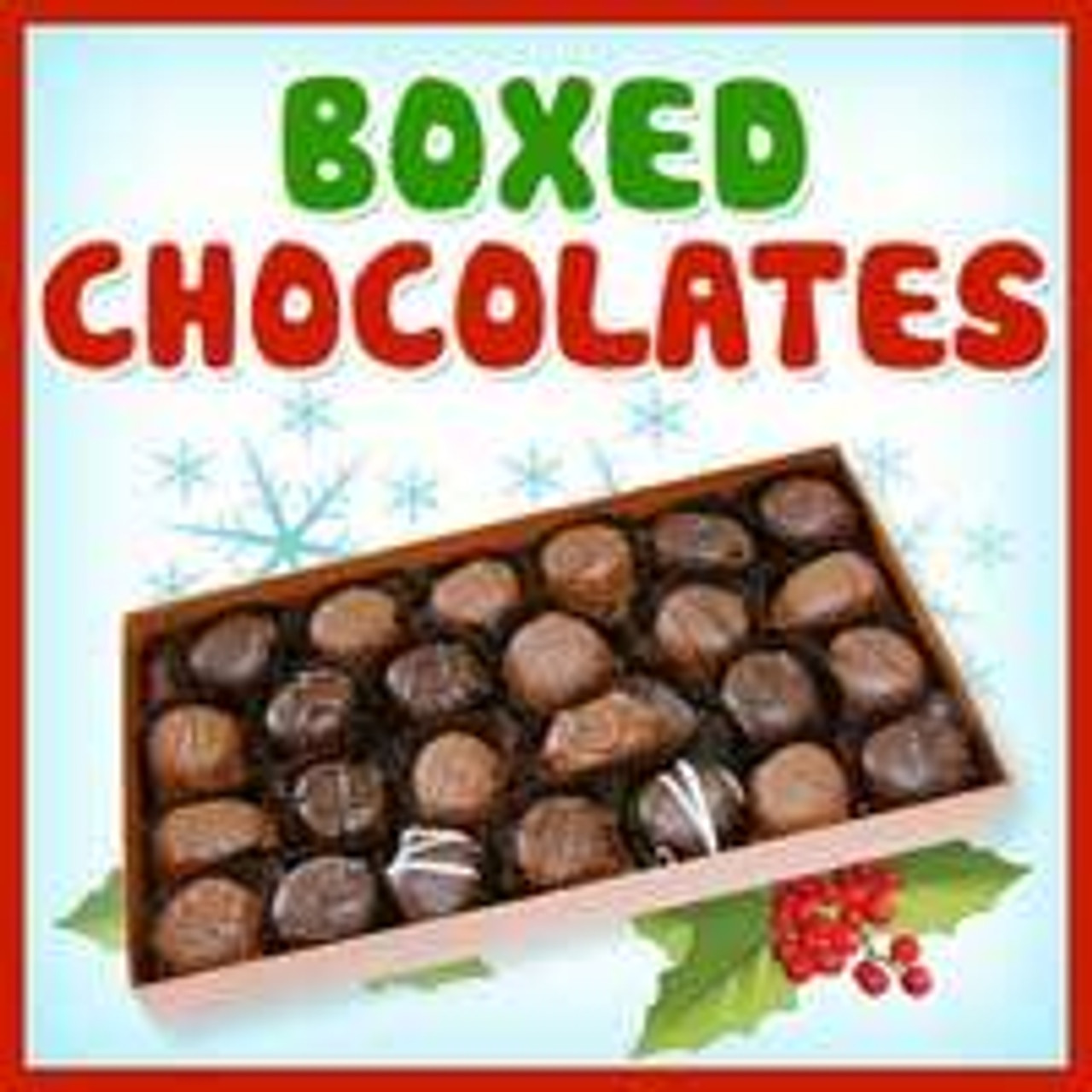 Boxed Chocolates Selections