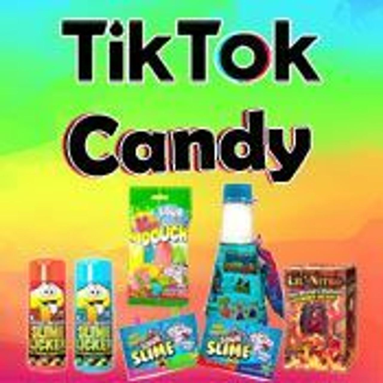 Tik Tok Challenge Candy
