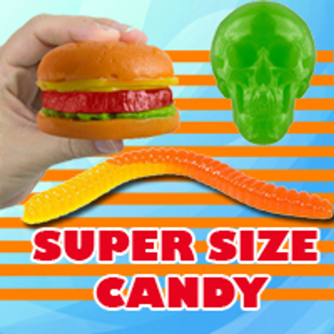 Super Size Candy