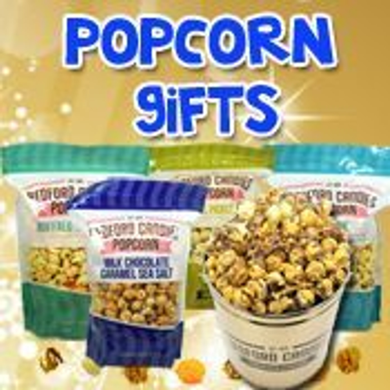 Popcorn Gifts By Bedford Candies