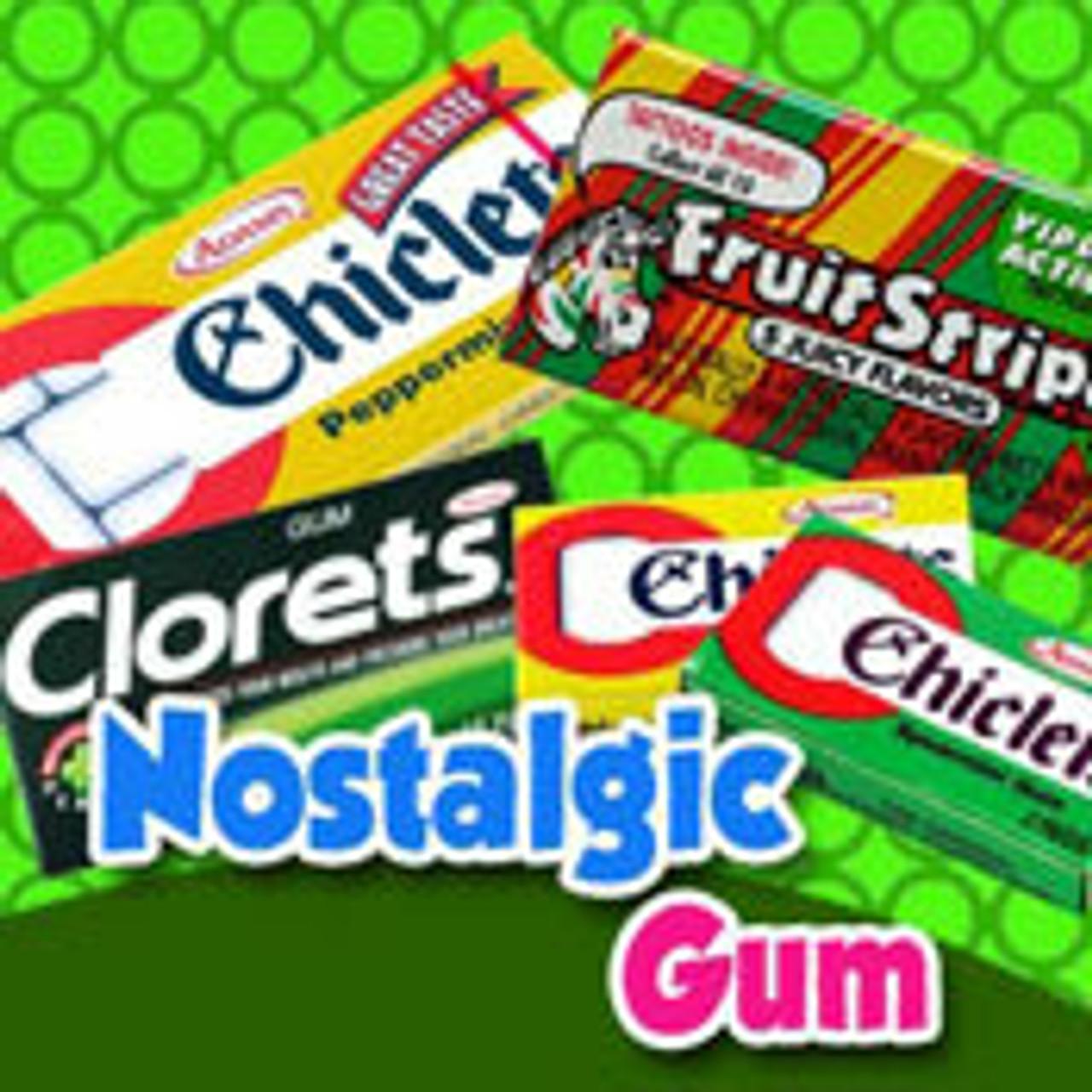 Nostalgic Gum