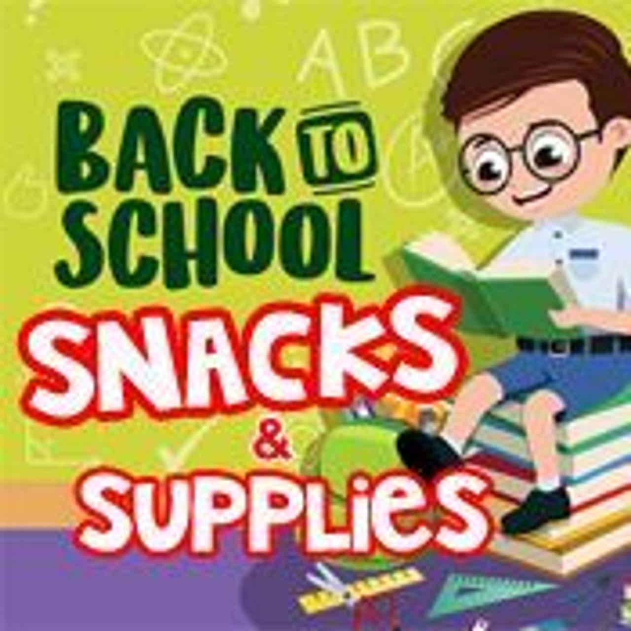 School Candy & Snacks