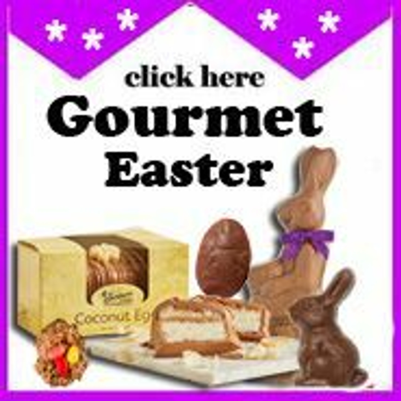 Gourmet Easter Candy