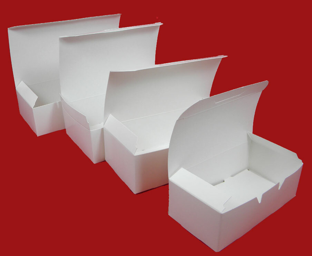 Empty Candy Boxes