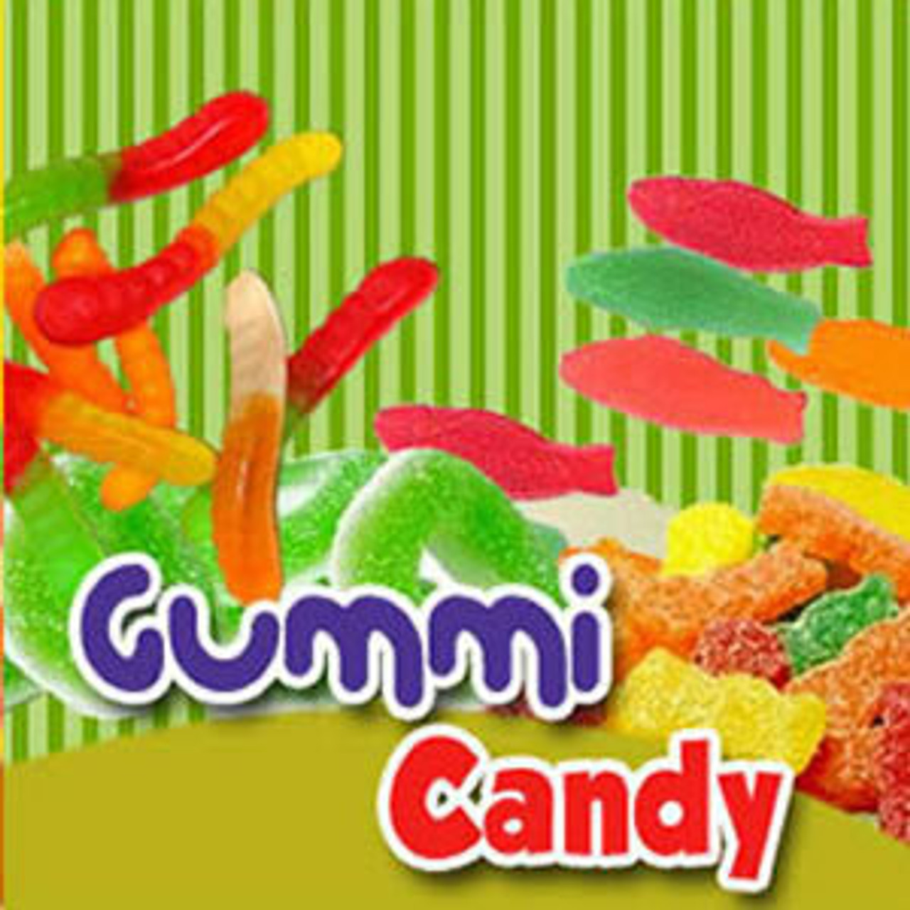 Gummi Candy