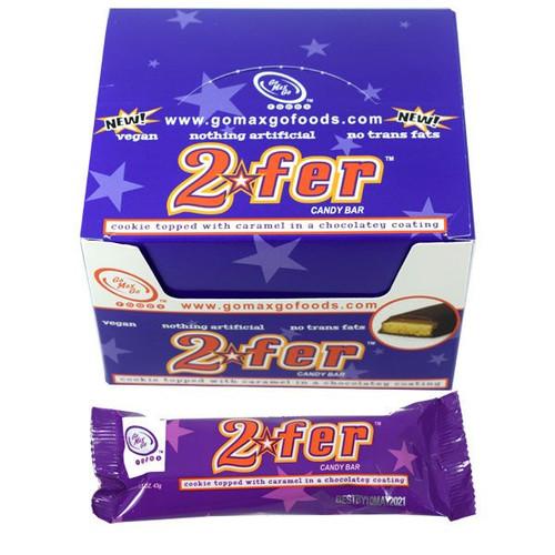 2Frer Vegan Candy Bars 12 Count