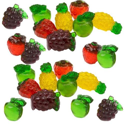 3D Gummy Fruits 2.2lb Bag