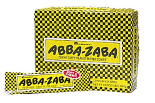 Abba Zaba Candy Bar 24ct