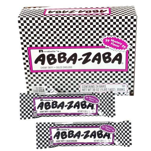Abba Zabba Mystery 24 Count