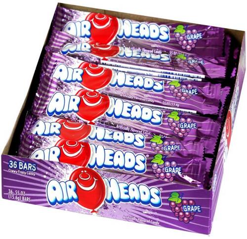 Air Heads Grape 36 Count