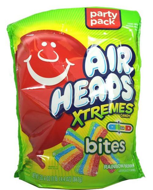AirHeads Xtreme Bites 30.4oz Bag