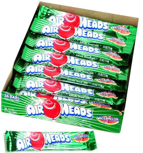 Air Heads Taffy 36ct - Watermelon