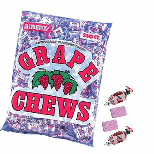 Grape Penny Chews 240 Count