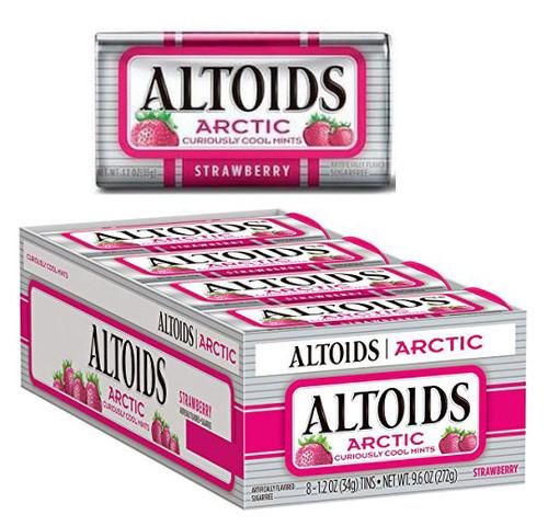 Altoids Arctic Mints Strawberry 8PK