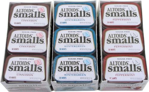 Altoids Small Sugar Free Mints - Choose Flavor
