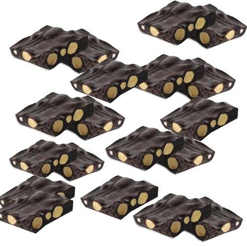 Ashers Dark Chocolate Almond Bark 6lbs