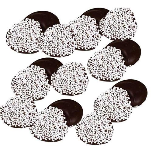 Ashers Nonpareils Dark Chocolate 8lb