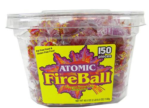 Atomic Fire balls - 150ct