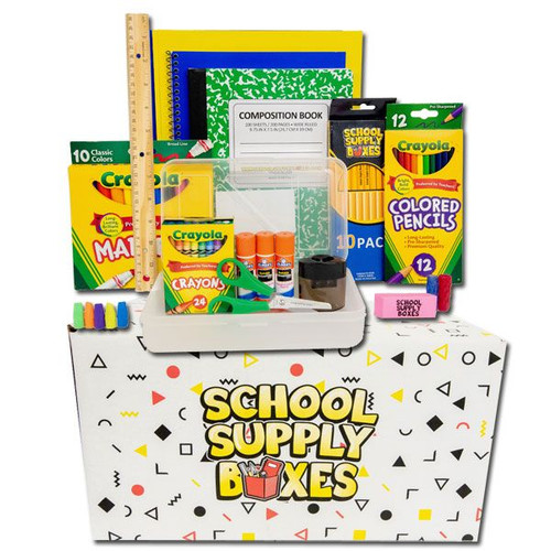 Back To School Supply Kit Elementary 32 Piece