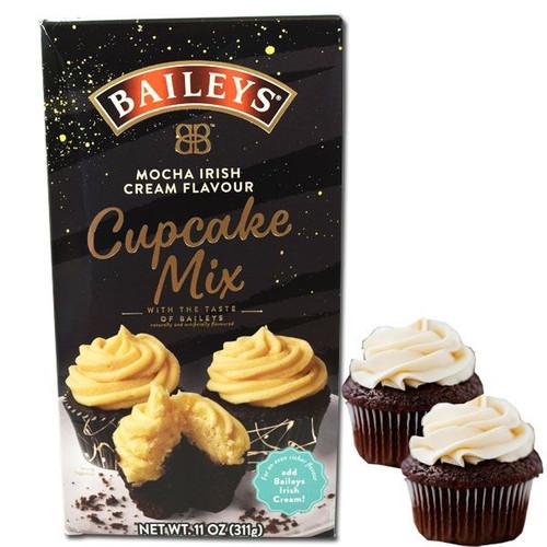 Bailey's Mocha Irish Cream Cupcake Mix