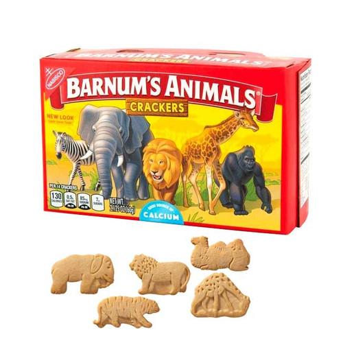 Barnum Animal Crackers 2.12oz
