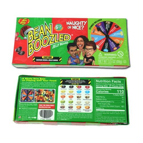 Bean Boozled 6th Christmas