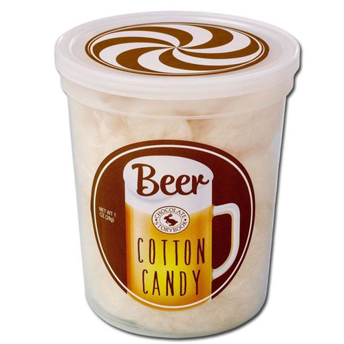 Beer Flavor Cotton Candy