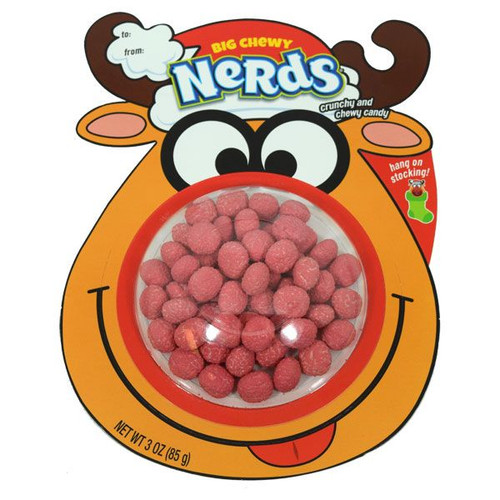 Big Chewy Nerds Reindeer 3oz