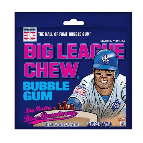 Big League Chew Blue Raspberry 12 Count