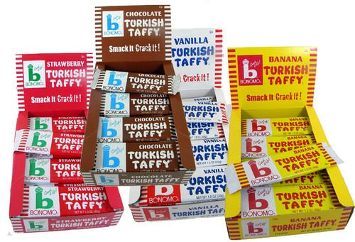 Bonomo Turkish Taffy 24ct