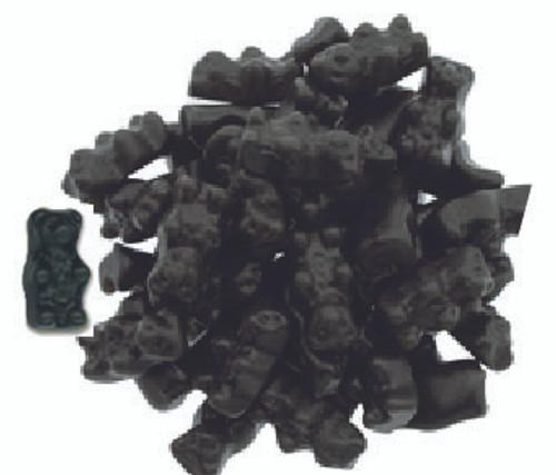 Black Licorice Sugar Free Gummy Bears