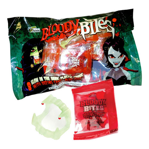 Bloody Fang Bites 8 Count
