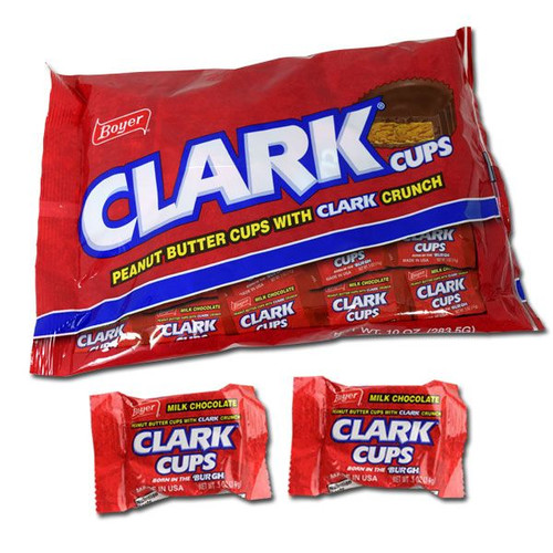 Clark Cups Fun Size 10oz Bag
