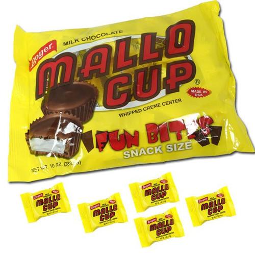 Boyer Mini Mallow Cups 10oz Bag