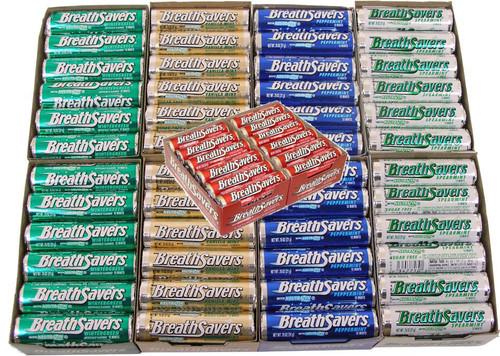 BreathSavers Mints 24ct - Choose Flavor