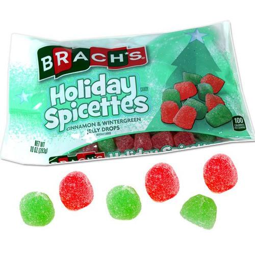 Brach's Holiday Spicettes 10oz Bag