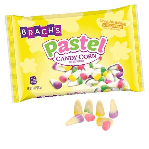 Brach's Pastel Candy Corn 14oz Bag