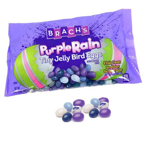 Brach's Purple Rain Tiny Jelly Beans
