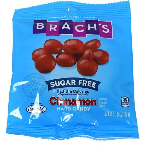 Brach's Sugar Free Cinnamon Candy Buttons 3.5oz