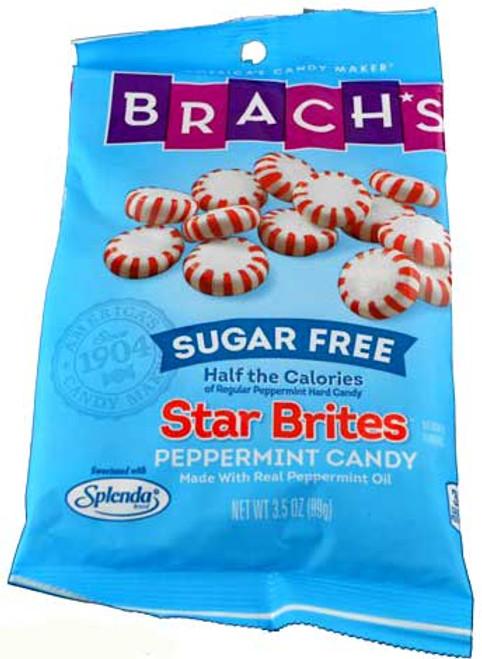Brach's Sugar Free Peppermint Starlight Mints 3.5oz