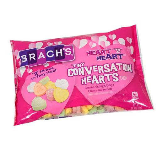 Brach's Tiny Conversation Hearts 14oz Bag